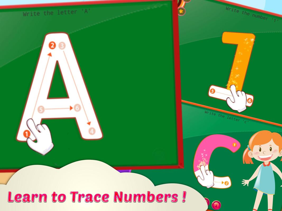 Alphabet Learning - Tracing & Coloring for Android - APK Download