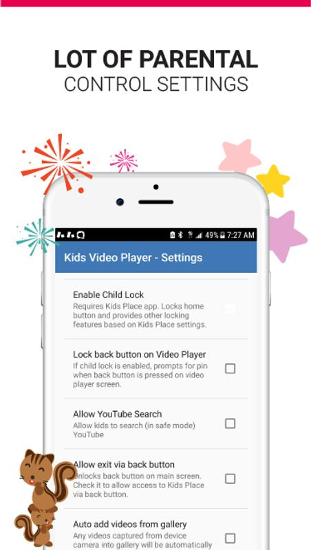 how to change parental controls on youtube