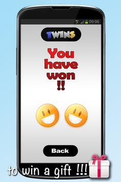 Twins Free screenshot 4