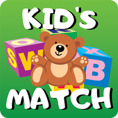 Kid's Matching Game icon