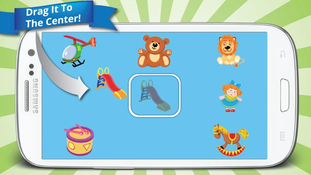 Kid's Matching Game screenshot 3