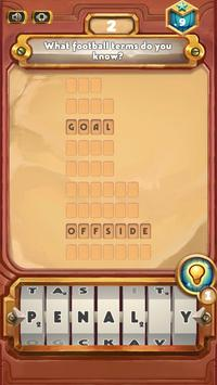 Cryptex: Word Puzzle (Unreleased) apk screenshot