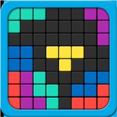 Quadromino - no rush puzzle icon