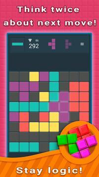 Quadromino - no rush puzzle apk screenshot