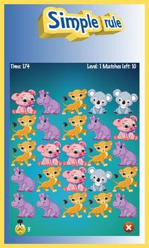 Animals Boom - Free Match 3 Puzzle Game apk screenshot