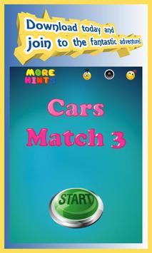 Car Boom - Free Match 3 Puzzle Game screenshot 3