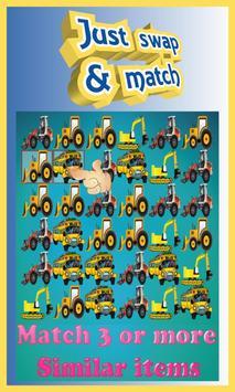 Car Boom - Free Match 3 Puzzle Game screenshot 6
