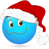 Christmas Bubbles icon