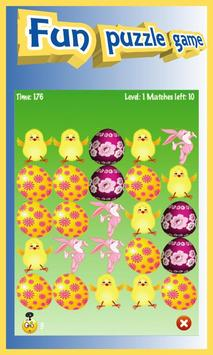 Easter Boom - Free Match 3 Puzzle Game poster