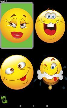 Emoji Games 4 kids free apk screenshot