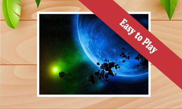 Galaxy Space Effects: Puzzles apk screenshot