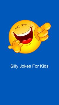 Silly Jokes For Kids poster