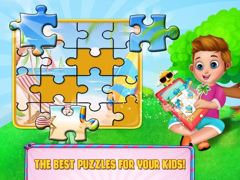 Jigsaw Puzzles For Kids screenshot 7