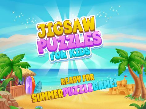 Jigsaw Puzzles For Kids screenshot 8