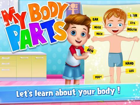 Meine Körperteile - menschliche Körper Teile APK-Download ...