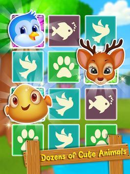 Zoo Memory Puzzle For Kids screenshot 6