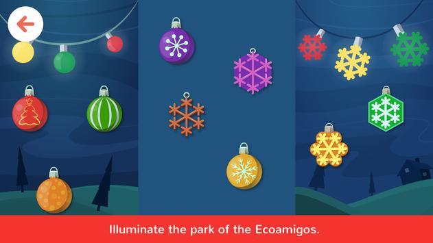 Ecoamigos Christmas screenshot 3