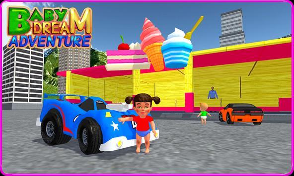 Baby Dream Adventure Simulator poster