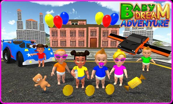 Baby Dream Adventure Simulator apk screenshot