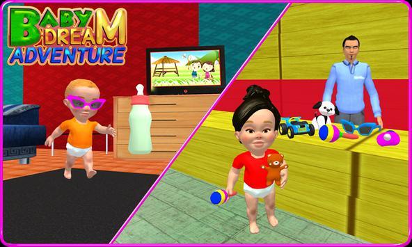 Baby Dream Adventure Simulator screenshot 2