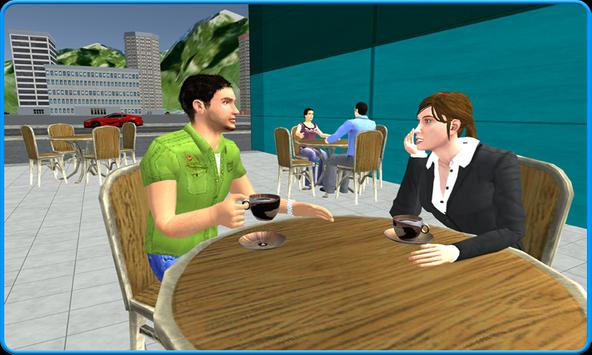 Blind Date Simulator Game 3D apk screenshot
