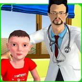 Emergency Doctor Simulator 3D icon