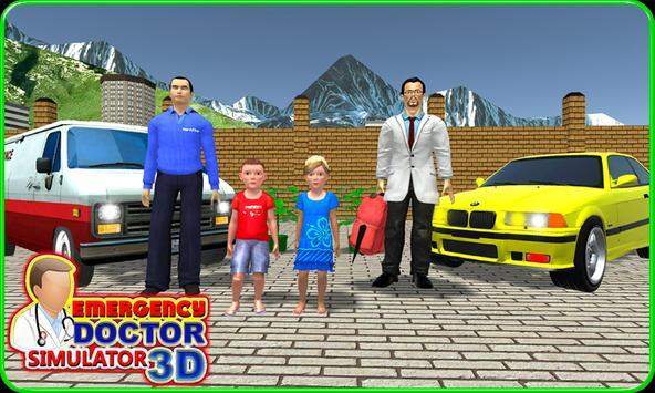 Emergency Doctor Simulator 3D apk screenshot