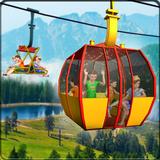kids uphill chairlift adventure driving simulator