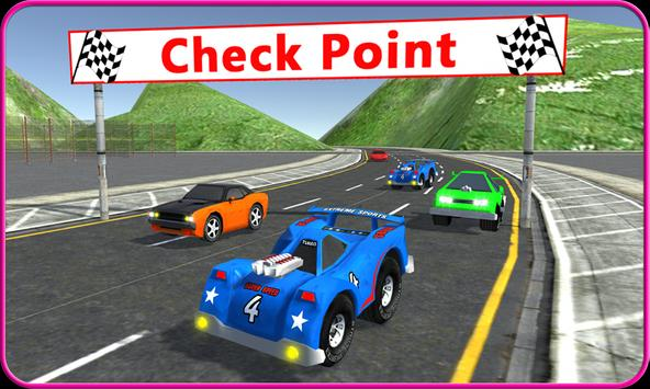 Kids Toy Car Game Simulator 3D apk screenshot