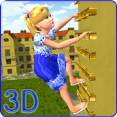 Kids Wall Climbing Challenge icon