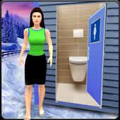 OffRoad Toilet Rush Emergency icon