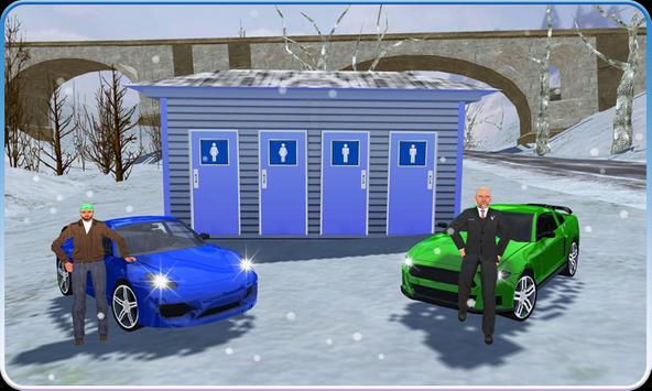 OffRoad Toilet Rush Emergency screenshot 4