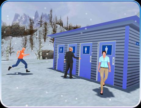 OffRoad Toilet Rush Emergency screenshot 7