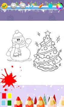 Christmas Coloring Books poster