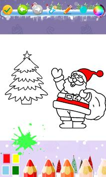 Christmas Coloring Books apk screenshot