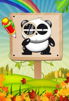 Panda - Coloring book apk screenshot
