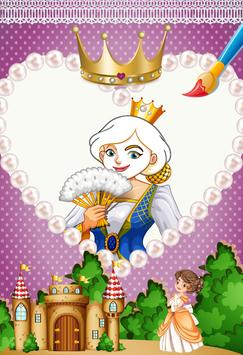 Princesse - Coloring book apk screenshot
