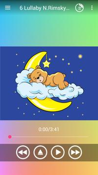 Lullaby Songs for Baby Offline screenshot 2