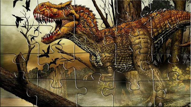 Dinosaur Jigsaw Puzzles apk screenshot