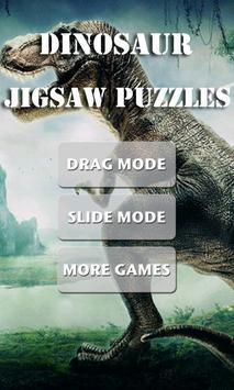 Dinosaur Jigsaw Puzzles poster