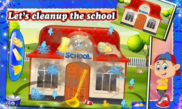 Kids Teacher Classroom Story screenshot 4
