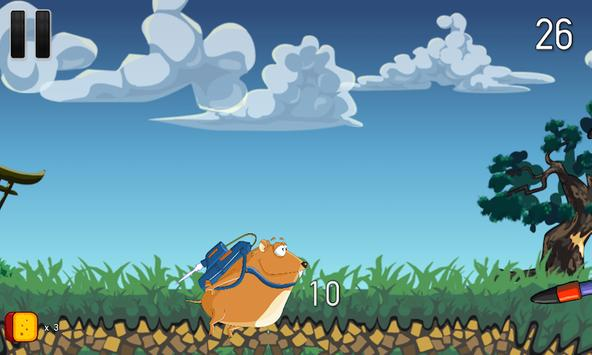 Marmot Fly - Cracker Hunter screenshot 2