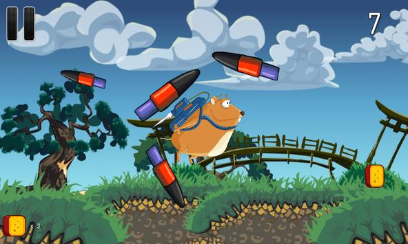 Marmot Fly - Cracker Hunter screenshot 3
