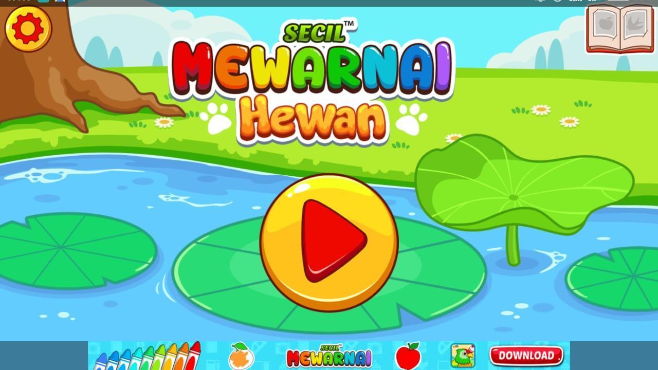 Hewan Berwarna For Android APK Download