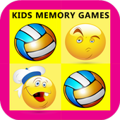 Kids Memory Games icon