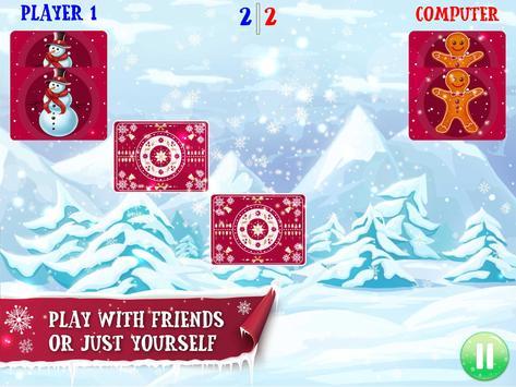 Kids Memory Trainer: Christmas Joy screenshot 2