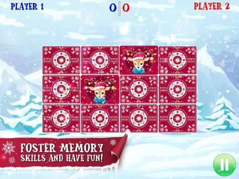 Kids Memory Trainer: Christmas Joy screenshot 6