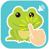 Tap & Pronounce Animals Sounds For Kids icon