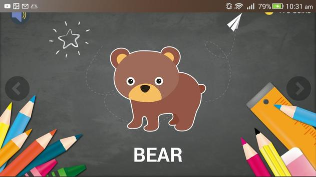 Tap & Pronounce Animals Sounds For Kids screenshot 17