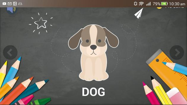 Tap & Pronounce Animals Sounds For Kids screenshot 18